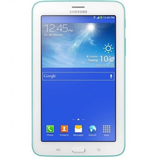 Планшет Samsung Galaxy Tab 3 Lite 7.0 8GB 3G Blue Green (SM-T111NBGASEK)