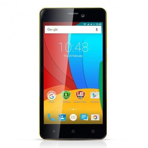 Мобильный телефон Prestigio Wize P3 3508 DUO Yellow