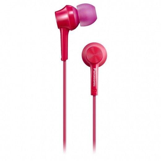 Навушники Panasonic RP-TCM105E-P Pink