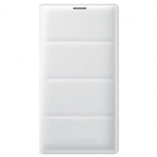 Чехол Samsung для Samsung Galaxy Note 4 N910H White (EF-WN910BWEGRU)