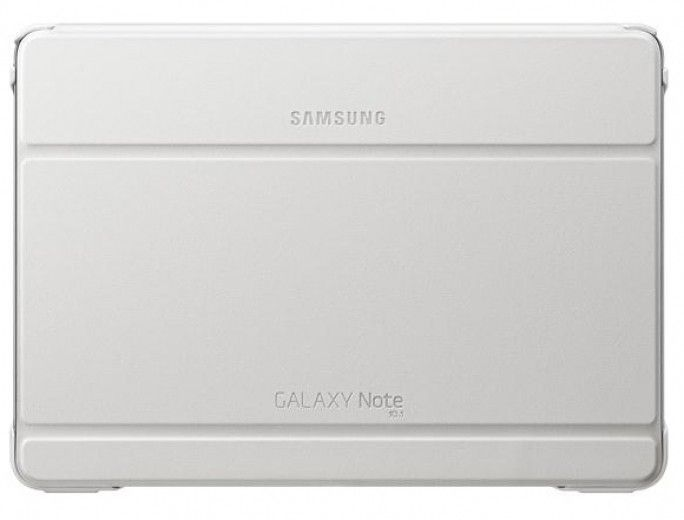 Обложка Samsung для Galaxy Note 10.1 2014 Edition White (EF-BP600BWEGRU)