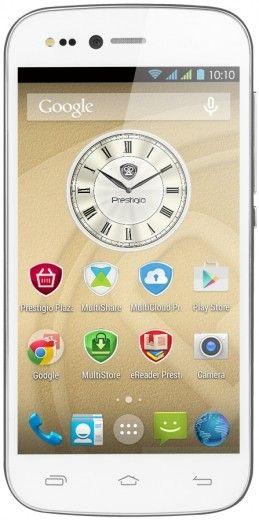 Мобильный телефон Prestigio Grace X3 3455 DUO White
