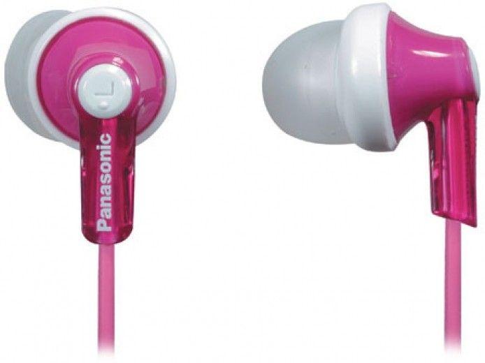 Навушники Panasonic RP-HJE118GU-P Pink