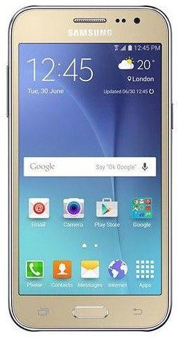 Мобильный телефон Samsung Galaxy J2 Duos J200H Gold
