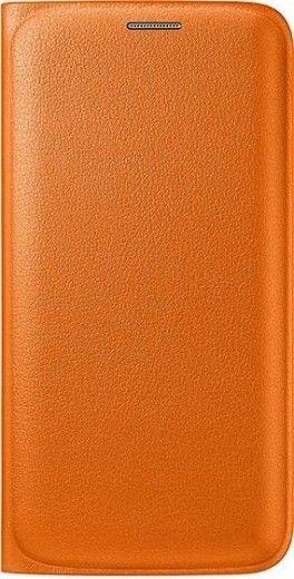 Чехол Samsung Zero Edge для Samsung Galaxy S6 Edge Orange (EF-WG925POEGRU)