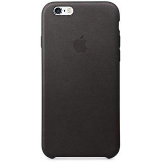 Чехол для Apple iPhone 6s Leather Case Black (MKXW2ZM/A)