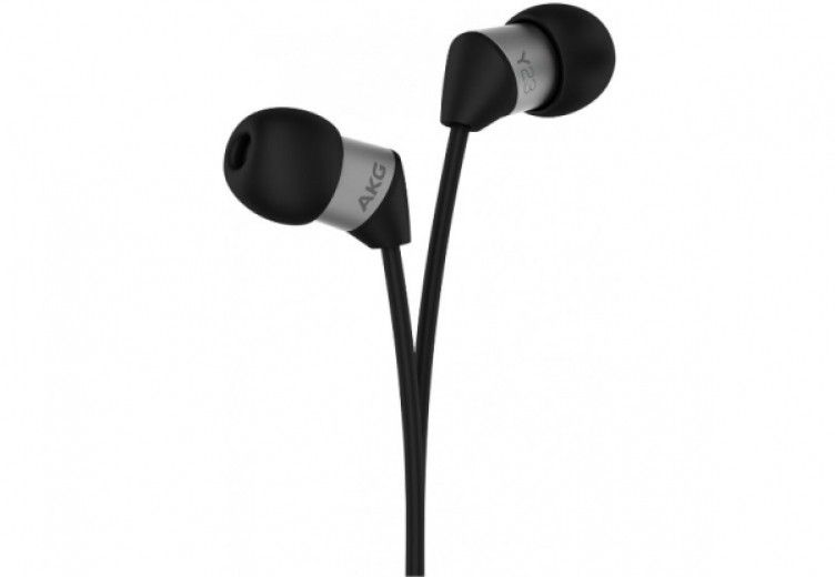 Навушники AKG Y23 Black (Y23BLK)