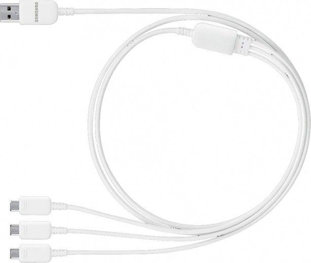 Кабель синхронизации Samsung ET-TG900 White