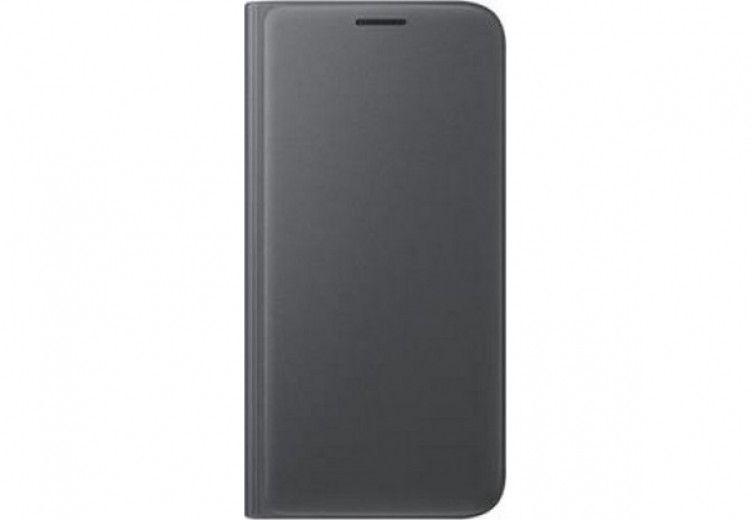 Чехол Samsung Flip Wallet для Galaxy S7 Black (EF-WG930PBEGRU)