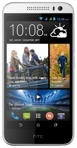 Мобильный телефон HTC Desire 616 Dual Sim White
