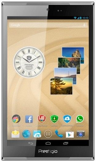 Планшет Prestigio MultiPad Thunder 8.0i 3G Black (PMT7787_3G)