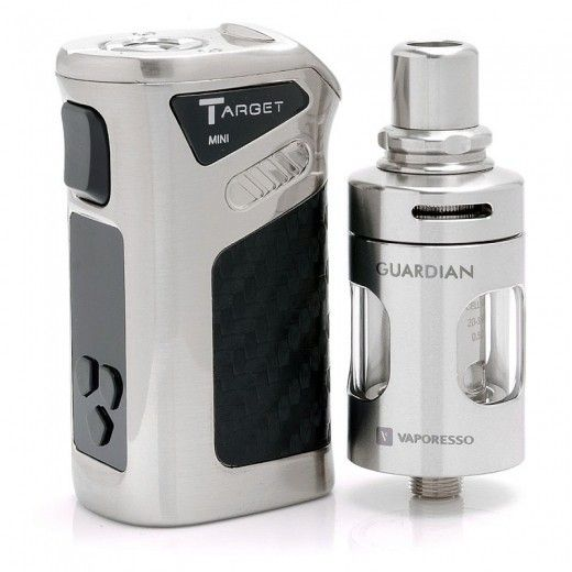 Стартовый набор Vaporesso Target Mini Kit Stainless Steel (VTRGMINISS)