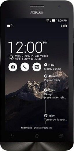 Смартфон Asus ZenFone C (ZC451CG) Blue