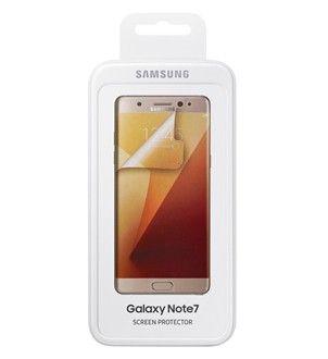 Защитная пленка Samsung Galaxy Note 7 ET-FN930CTEGRU