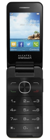 Мобильный телефон Alcatel One Touch 2012D Dark Chocolate