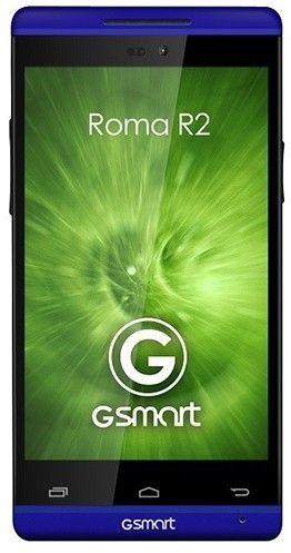 Мобильный телефон Gigabyte GSmart Roma R2 Blue