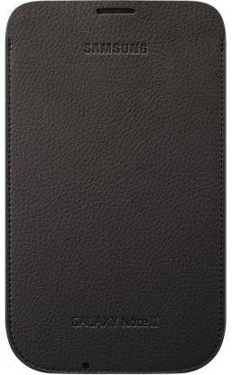 Чехол Samsung для GT-N7100 Galaxy Note II Dark Brown (EFC-1J9LDEGSTD)