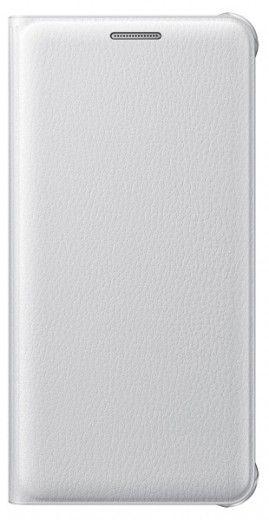 Чехол-книжка Flip Wallet для Samsung A3 2016 White (EF-WA310PWEGRU)