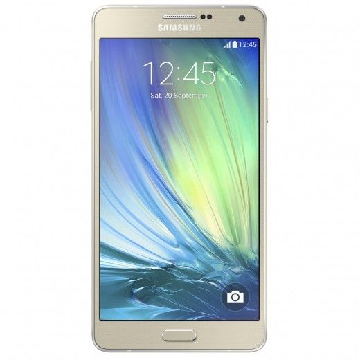 Смартфон Samsung Galaxy A7 Duos SM-A700H Gold