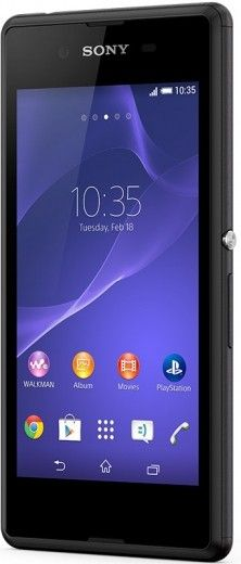 Мобильный телефон Sony Xperia E3 D2202 Black