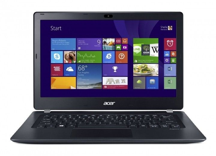 Ноутбук ACER Aspire V3-371-57B3 (NX.MPGEU.082) Black