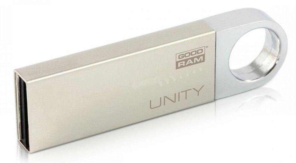 USB флеш накопитель Goodram Unity 8GB (PD8GH2GRUNSR9)