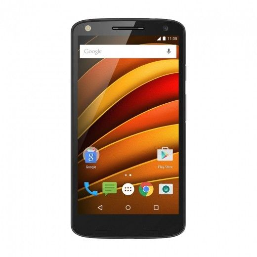 Мобильный телефон Motorola Moto X Force (XT1580) 32GB SS Black
