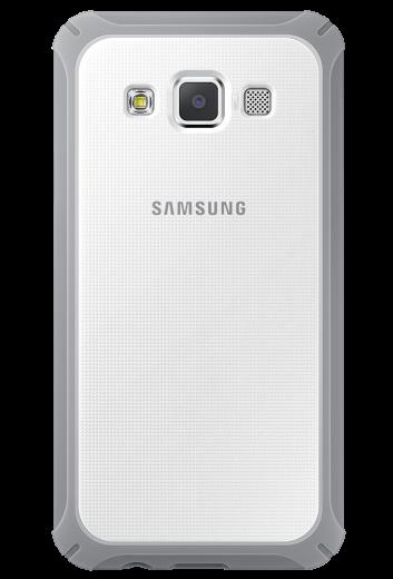 Накладка Samsung Protective Cover для Samsung Galaxy A3 Light Gray (EF-PA300BSEGRU)