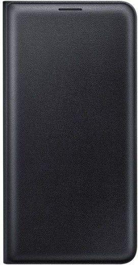 Чехол-книжка для Samsung Galaxy J7 Black (EF-WJ710PBEGRU)