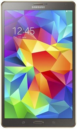 Планшет Samsung Galaxy Tab S 8.4 16GB LTE Titanium Bronze (SM-T705NTSASEK)