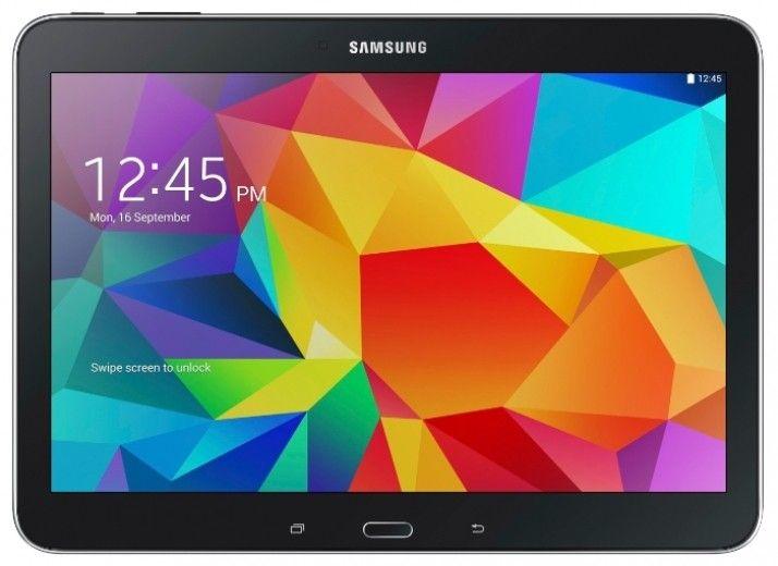 Планшет Samsung Galaxy Tab 4 10.1 16GB Black (SM-T530NYKASEK)