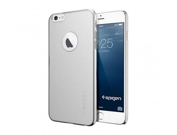 Чехол SGP для iPhone 6 Case Ultra Thin Fit A Gun Metal (SGP10944)