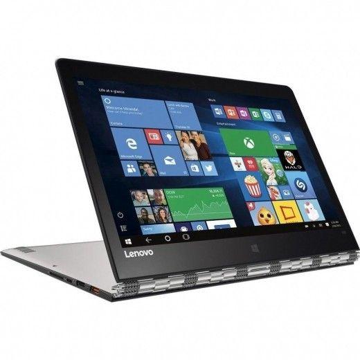 Ноутбук Lenovo Yoga 900-13 (80MK00M8UA) Silver