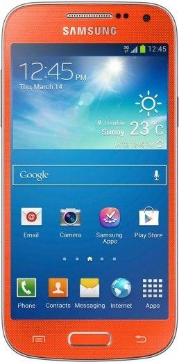 Мобильный телефон Samsung I9190 Galaxy S4 Mini Orange