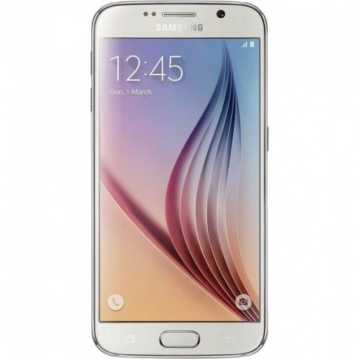 Мобильный телефон Samsung Galaxy S6 64Gb G920FD (SM-G920FZWVSEK) White