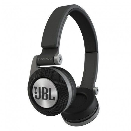 Навушники JBL Synchros E30 Black (E30BLK)