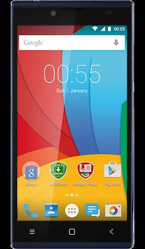 Смартфон Prestigio MultiPhone Grace Q5 5506 Blue