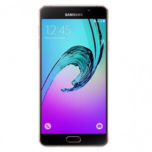 Смартфон Samsung Galaxy A5 2016 Duos SM-A510 16Gb (SM-A510FEDDSEK) Pink Gold
