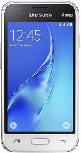 Мобильный телефон Samsung Galaxy J1 mini White (SM-J105HZWDSEK)