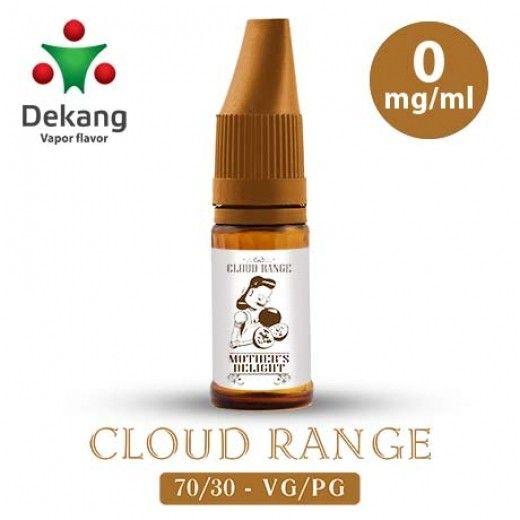 Жидкость для электронных сигарет Dekang Cloud Range «Mothers Delight» 0 мг/мл
