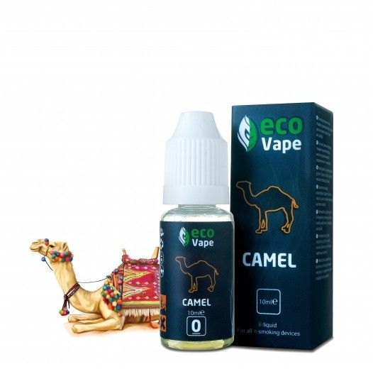 Жидкость для электронных сигарет ECO Van Vape Camel 0 мг/мл