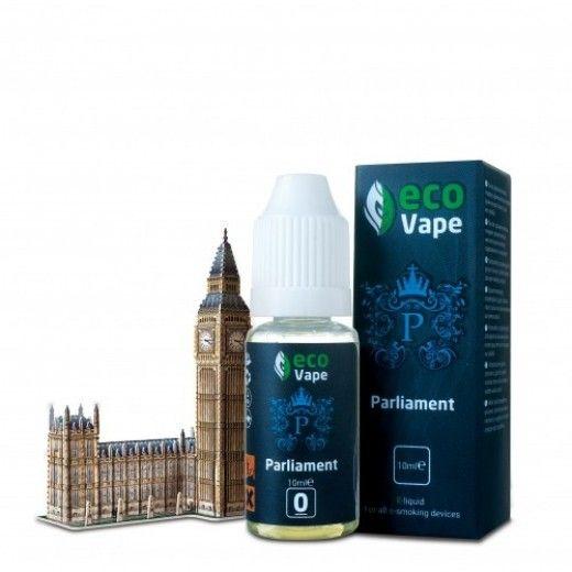 Жидкость для электронных сигарет ECO Vape Parliament 0 мг/мл