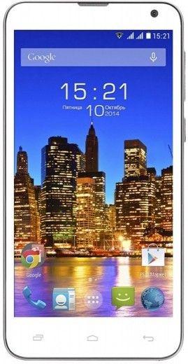 Смартфон Fly IQ4514 EVO Tech 4 White