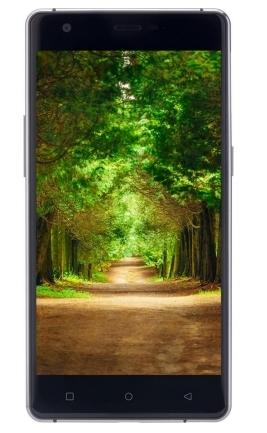 Мобильный телефон Nomi i506 Shine Black-Grey