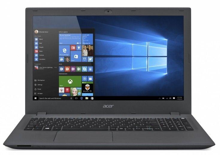 Ноутбук Acer Aspire E5-574G-58K0 (NX.G3BEU.001) Black-Iron