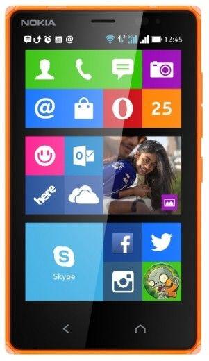 Мобильный телефон Nokia X2 Dual Sim Orange