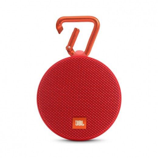 Портативная акустика JBL Clip 2 Red (JBLCLIP2REDEU)
