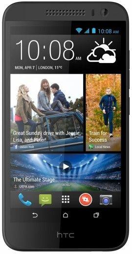 Мобильный телефон HTC Desire 616 Dual Sim Navy