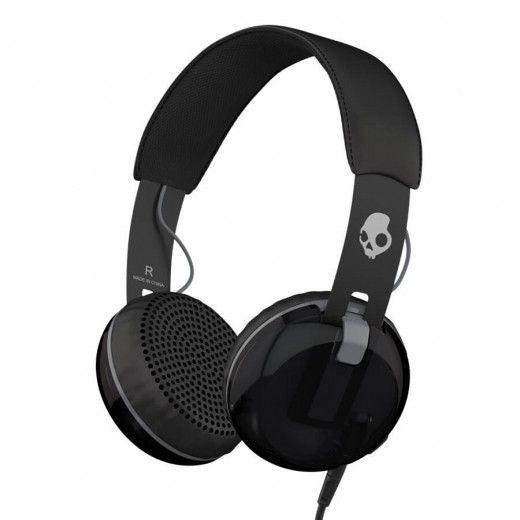 Навушники Skullcandy Grind Black/Gray (S5GRHT-448)