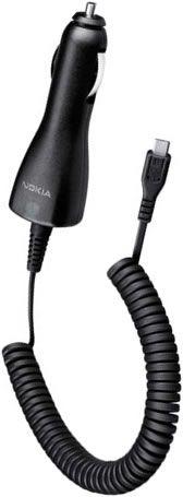 Автомобильное зарядное устройство Nokia DC-6